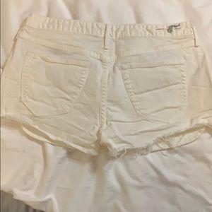 Earnest Sewn Shorts - Earnest Sewn bootie shorts